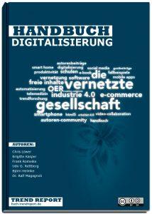 """Buchcover """"Die vernetzte Gesellschaft"""""""